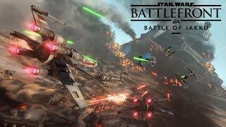 Star  Wars  Battlefront : Battle of Jakku Gameplay Trailer