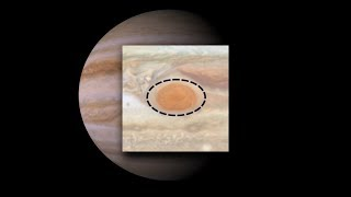 Jupiter's Great Red Spot Shrinks and Grows