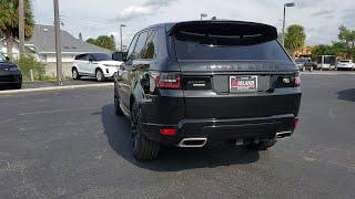 2019 Land Rover Range Rover Sport Titusville, Vero Beach, Melbourne, Viera, Merritt Island, FL L1901