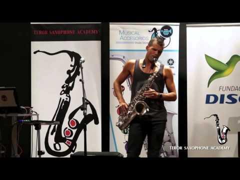 Llibert Fortuny - Teror Saxophone Academy 2015