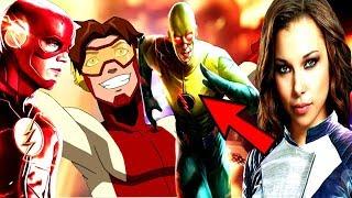 Nora Allen Married A Thawne The Big Mistake REVEALED!? Bart Allen Teaser - The Flash Season 5