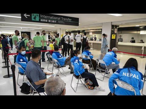 【今日點擊】東京奧運開幕日在即選手村卻爆中共病毒確診