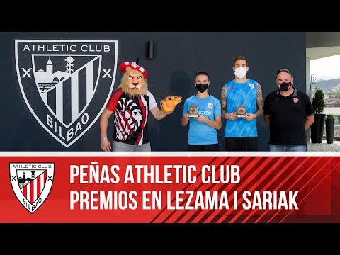 Fan club awards at Lezama