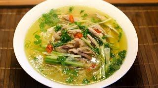 PHO GA - Vietnamese Chicken Noodle Soup