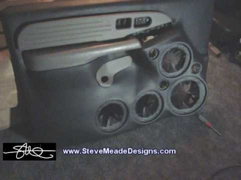 Custom SMD Door Panels Back from Upholstery! Tahoe System ...