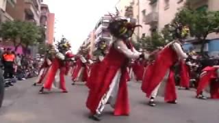 Wailuku en el desfile de 2017