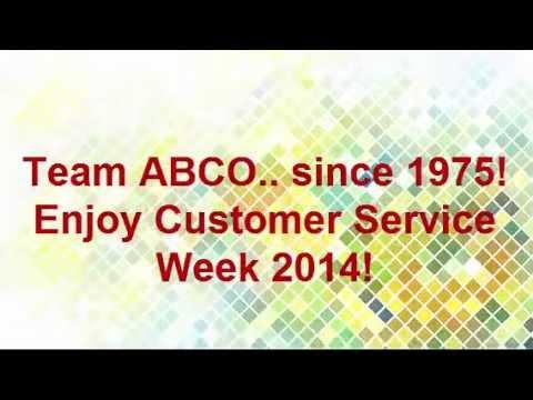 ABCO Employee Thank You Card