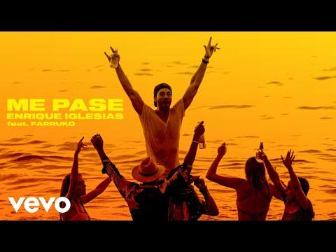"""Енрике Иглесијас со нов летен хит по 2-годишната пауза - слушнете ја """"Me Pase"""""""