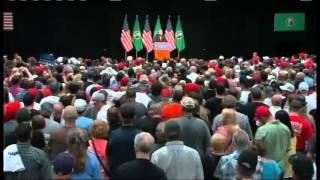 Mike Leach endorses Donald Trump