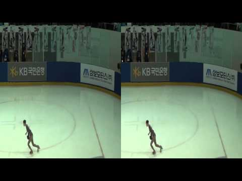 [3D] 2013 KOREA FIGURE SKATING Championships - YuNa KIM - Les Miserables