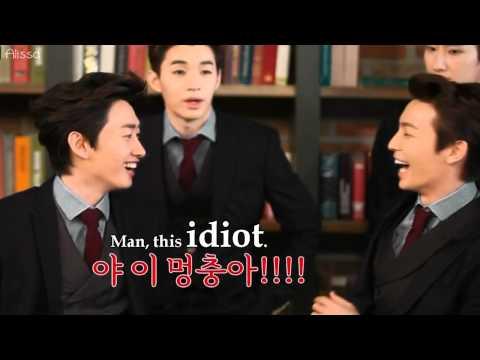ENG | SPA Donghae is Eunhyuk's idiot, forevaaaah - EunHae