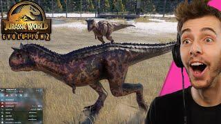 I GOT TO PLAY JURASSIC WORLD EVOLUTION 2!!! - The Campaign   Jurassic World Evolution 2 Gameplay