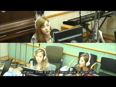 Taeyeon thinks Seohyun is incredibly clever