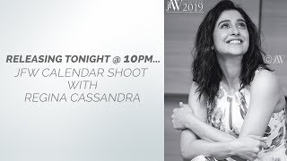 JFW Calendar 2019 Video With Regina Cassandra- Promo..