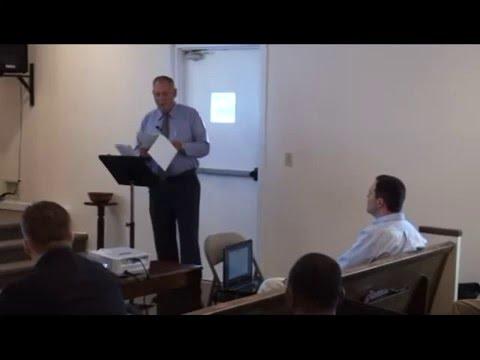 12-0908 - Daniel The 70 Weeks - Samuel Dale - 2012 Minister Meeting