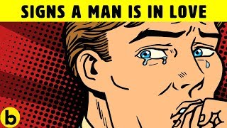 7 Things All Men Do When They Are In Love