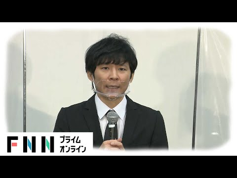 【LIVE】不倫で活動自粛中のアンジャッシュ・渡部建さん会見
