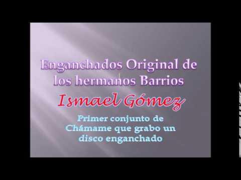 Primer disco Original enganchados de los Hermanos barrios