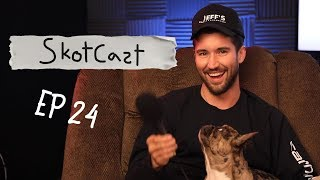 Jeff Wittek Opens Up About Life Before The Vlog Squad | Skotcast Ep 24