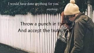 Get It Right with lyrics  - Lea Michele (Rachel Berry Glee)