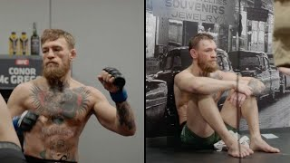 Conor McGregor In The Locker Room Before Fighting Khabib And After