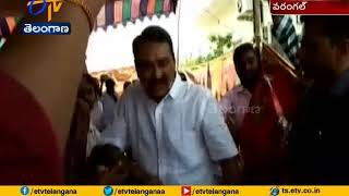 TRS leader Errabelli Pradeep Rao to contest as independent..