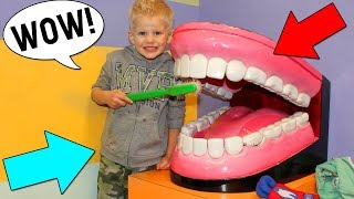 Pretend Play Indoor Kids Center - Family Fun Pack - YouTube