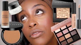 Full Face of Bobbi Brown Makeup - But The CREASING GIRL!! | Jackie Aina
