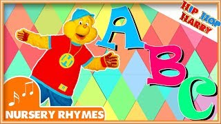 ABC Song | Nursery Rhymes from Hip Hop Harry
