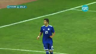 Jordania 2-4 Paraguay (Resumen del partido)