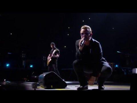 U2 - Beautiful Day - Paris 12/6/15 - Pro Shot - HD