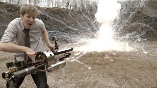 The Thermite Launcher
