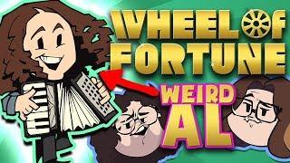 Wheel of Fortune w/ Special Guest WEIRD AL - Guest Grumps