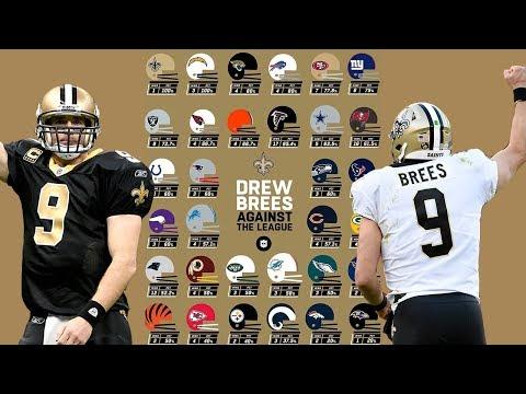 Drew Brees' Best Win vs. Every Team | NFL Highlights