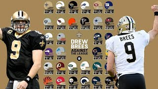 Drew Brees' Best Win vs. Every Team | NFL Highlights