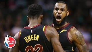 Best moments from Cavaliers defeating Celtics in Game 7 of 2018 Eastern Conference finals | ESPN