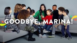 HiHo Says Goodbye to Marina! | HiHo Kids