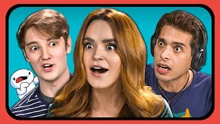 YouTubers React To Top 10 Most Searched Pornhub Characters Of 2018