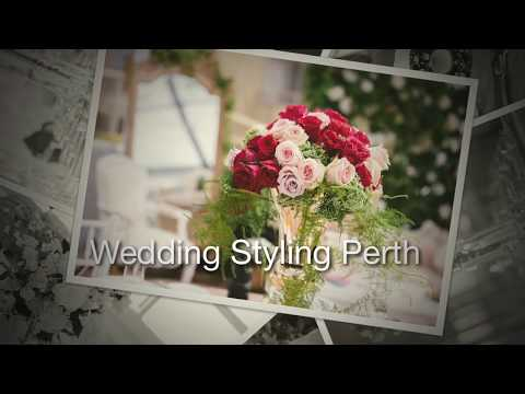 Perth Wedding Stylist and Floral Designer.