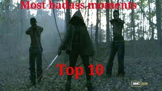 Michonne Top 10 Most Badass Moments