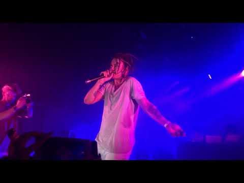 MORGENSHTERN - В память о Lil Peep СПб 30.03.2018 первый концерт