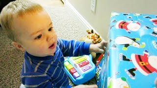 BABY'S FIRST CHRISTMAS ADVENTURE!! (Ellie and Jared Christmas Special)