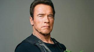 Arnold Schwarzenegger's NEW Diet - Setting Alpha Males Straight
