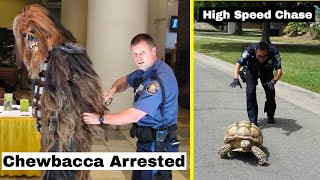 Awesome Police With A Sense Of Humor