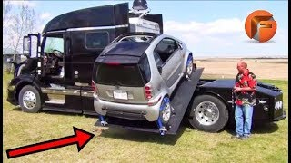 8 INSANE Machines that will blow your mind ▶8