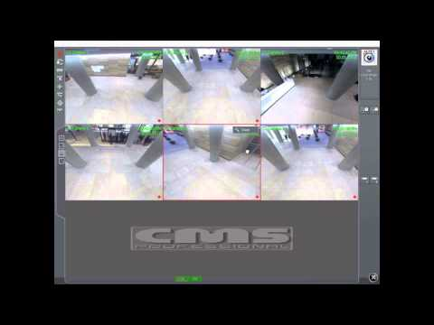 Four from ONE. An Antron Security Video
