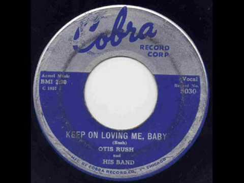 Keep on Loving me Baby