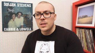 Sufjan Stevens - Carrie & Lowell ALBUM REVIEW