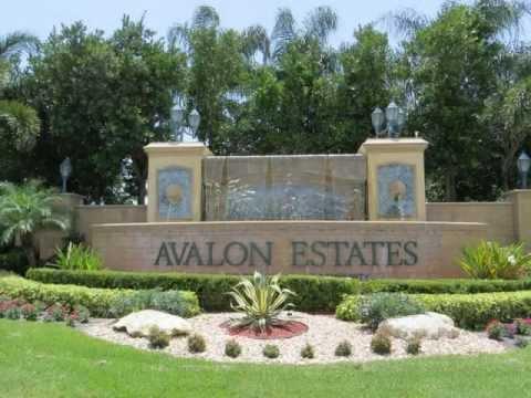 Boynton Beach, Avalon Estates, Mangrove Realty