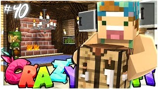MYSTERY MAKEOVER! | EP 40 | Crazy Craft 3.0 (Minecraft Youtuber Server)